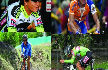 Mauricio Ardila, una carrera en el ciclismo llena de éxitos y buenos recuerdos