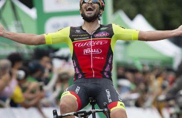 Jacopo Mosca nuevo líder de Tour de Hainan de la China