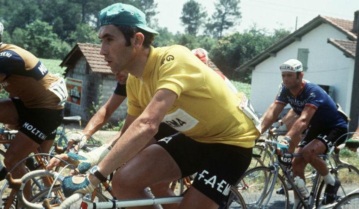 El Tour de Francia de 2019 partirá de Bruselas en homenaje a Eddy Merckx