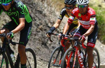 Miguel Rubiano, listo para enfrentar Vuelta a San Juan