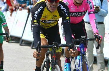 Quiroz se hizo con la victoria en el Circuito Memorial Miguel Sanabria