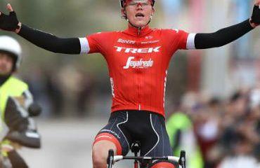 Toms Skujins vencedor este sábado en Challenge de Mallorca