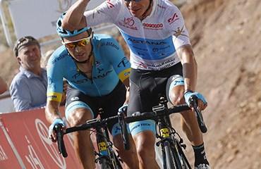"""""""Supermán"""" López abrió su temporada 2018 con victoria en la etapa reina del Tour de Omán"""