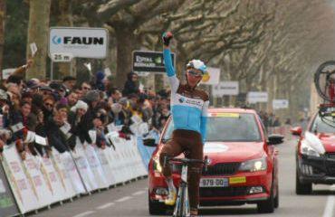 Romain Bardet fue el vencedor de la Classic de l'Ardèche Rhône Crussol