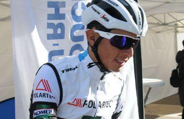 Wilson Estiven Peña Molano, único Colombiano en Tour de La Provence