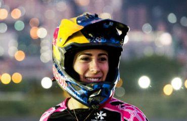 Mariana Pajón es cuarta en la Copa Mundo BMX en París