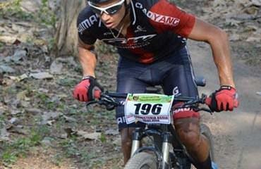 Castañeda se llevó la victoria en la válida tolimense de la Copa Shimano de MTB