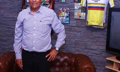 """""""Calambres"""" Puerto inscribió su nombre en el libro dorado del ciclismo colombianos al ganar hace 50 años la primera Vuelta de la Juventud"""