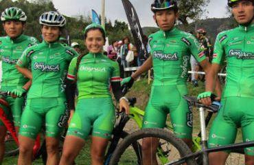 Boyacá alcanzó ocho medalla en Nacional de Ciclomontañismo en Florida (Valle)
