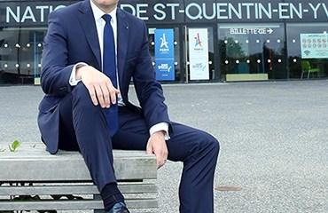 David Lappartient, presidente UCI.