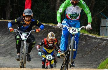 Lista la tercera versión de la Copa Departamental de BMX (Foto Gobernación Boyacá)