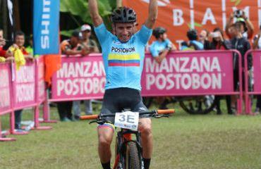 Jhonatan Botero una de las cartas fuertes para Mundial de MTB en Suiza
