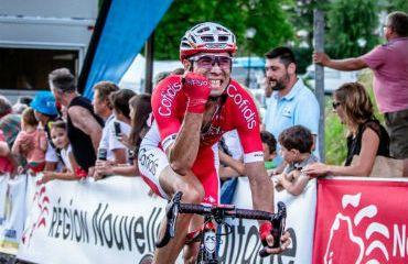 El francés Nicolás Edet nuevo campeón del Tour de limousin