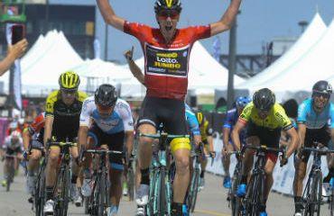 El holandés Pascal Eenkhoorn vencedor de tercera etapa de Clásica del Colorado