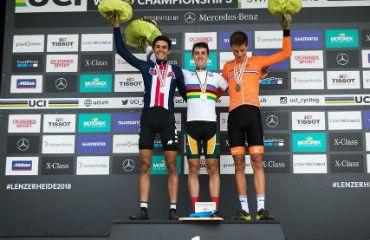 Alan Hatherl, oro en prueba del Cross Country de Mundial de MTB en Suiza