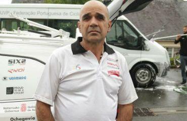 Carlos Mario Jaramillo, optimista para enfrentar el Mundial Ruta con la Slección Colombia