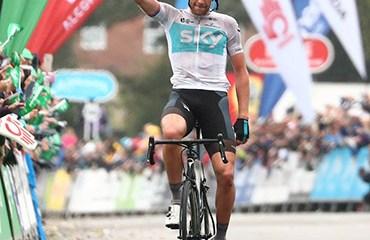 Stannard se llevó la victoria en la penultima etapa del Tour de Gran Bretaña 2018