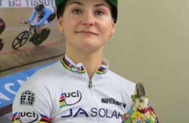 La bicampeona olímpica Kristina Vogel queda tetrapléjica tras el grave accidente sufrido en junio