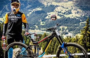 Marcelo Gutiérrez disputará este domingo las finales del Downhill en el Campeonato Mundial de MTB 2018