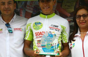 El nariñense Oscar Quiroz se proclamó como el nuevo campeón de la Clásica Ciudad de Soacha