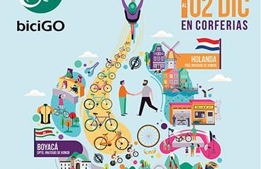 BiciGo reunirá cerca de 100 expositores, deportistas profesionales y apasionados del mundo de la bicicleta