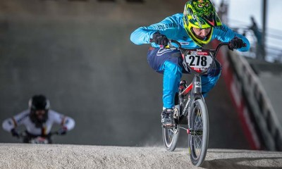 Carlos Ramírez, la careta fuerte para Copa Latinoamericana de BMX de Chile este fin de semana
