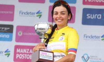 Herrera se alzó con el título general del Tour Femenino 2018