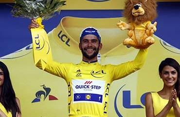 El UAE confirmó la contratación de Fernando Gaviria para la temporada UCI WT 2019