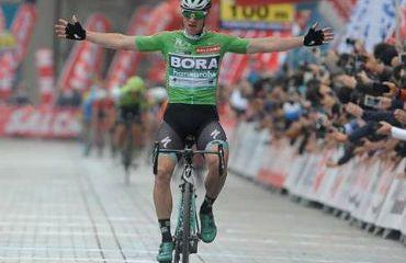 Sam Bennett ganador de última etapa de Tour de Turquía