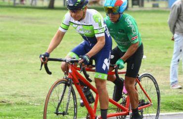 Con éxito se llevó a cabo el Campeonato Nacional Paracyling de ruta y pista en Bogotá