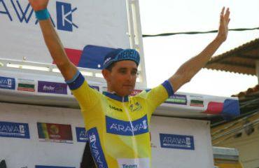 Oscar Sevilla, segundo en primera etapa de Vuelta a Michoacán en México