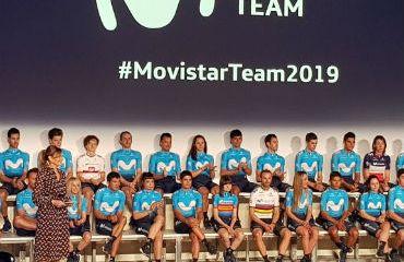 Nairo Quintana, centrará todas sus energía en el Tour de Francia 2019 (Foto Movistar)