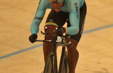 Kevin Quintero sigue progresando en la pista. Su objetivo es el Campeonato Mundial de Polonia y los Olímpicos de Tokio 2020