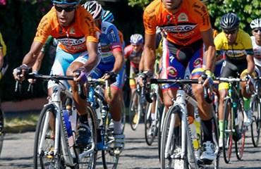 Salinas se llevó la victoria en el primer encuentro con la montaña de la Vuelta al Táchira 2019