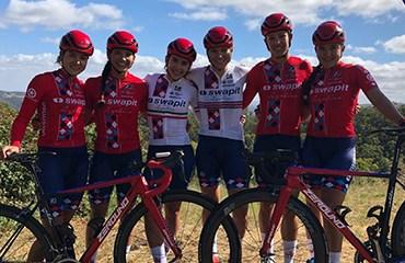 Milena Salcedo abrirá este jueves el calendario internacional 2019 para el ciclismo colombiano