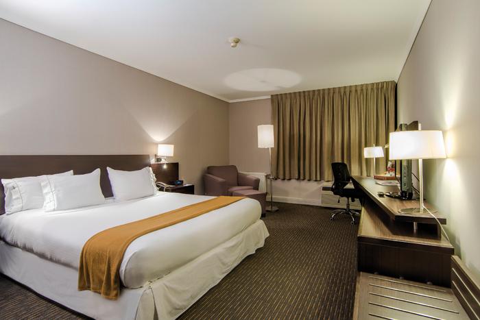 Nuevo concepto inunda los espacios del Holiday Inn Express