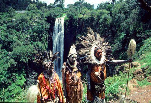 kenia: el viaje al territorio de los masais y de los reyes de la gran sabana