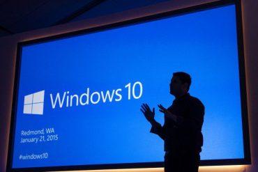 La nueva generación de Windows: Windows 10 1