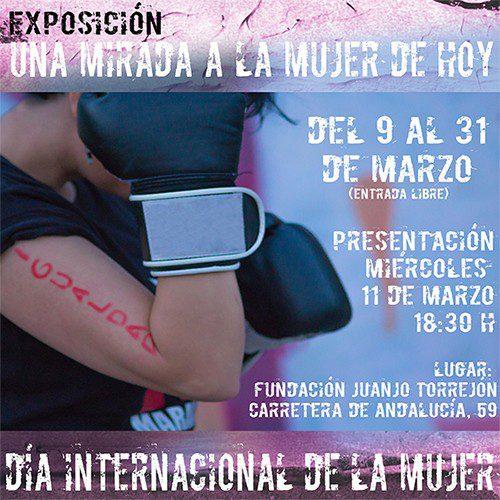 la fundación juanjo torrejón por el día internacional de la mujer