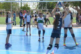 la jornada deportiva más solidaria de newton college
