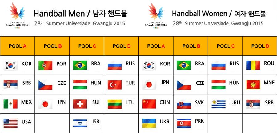 Handball-Gwangju