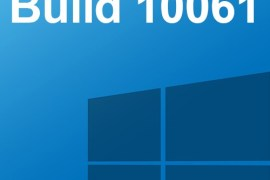 la build 10061 de windows 10, ya disponible para los miembros de windows insider