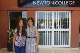 el 'newton excellence programme' permite desarrollar la creatividad del alumno reforzando su entorno social y emocional
