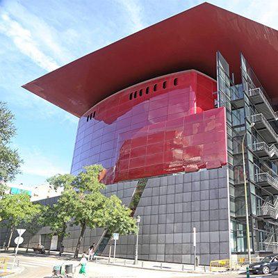 Alejandro Moltó realizará prácticas en el Museo Nacional Centro de Arte Reina Sofía de Madrid 2