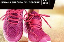 La I Semana Europea del Deporte comienza el próximo 7 de septiembre 2