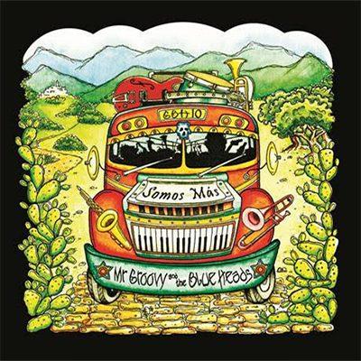 mr groovy and the blue heads -rhythm & blues, de referencia en españa.