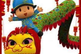pocoyó llegará a más de 250 millones de niños en china