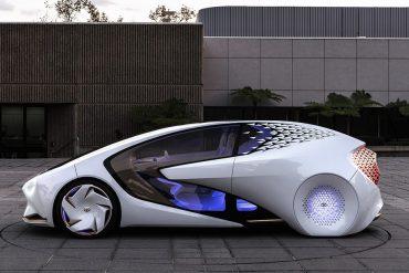 toyota concept-i, un futuro de la movilidad más humano