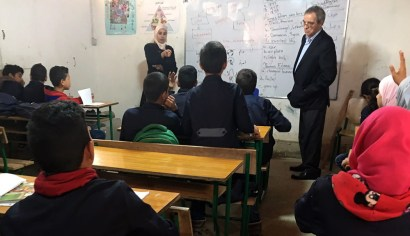 profuturo en el lÍbano : atenciÓn educativa a niÑos refugiados