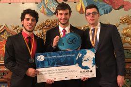 tres alumnos de la upv ganan el global management challenge